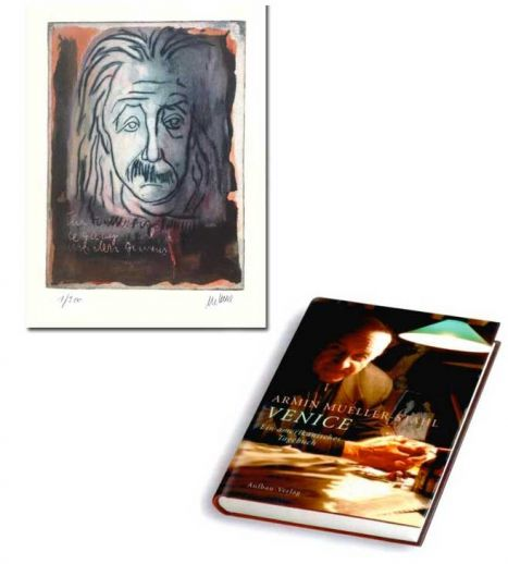 "Armin Mueller-Stahl ""Albert Einstein - The Enduring Legacy of a Modern Genius"""