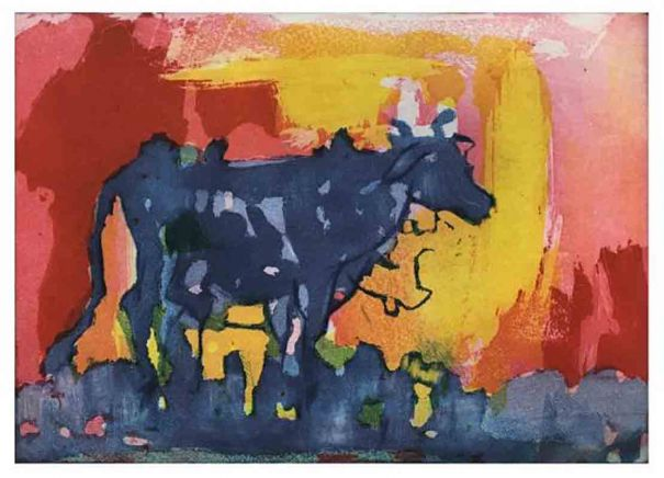 Blaue Kuh Magdeburg : armin mueller stahl die blaue kuh im abendlicht ~ Watch28wear.com Haus und Dekorationen