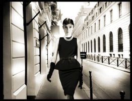 "Axel Crieger ""Little black dress"""