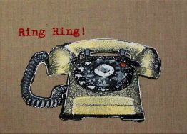 "Carl Smith ""Ring Ring!"""