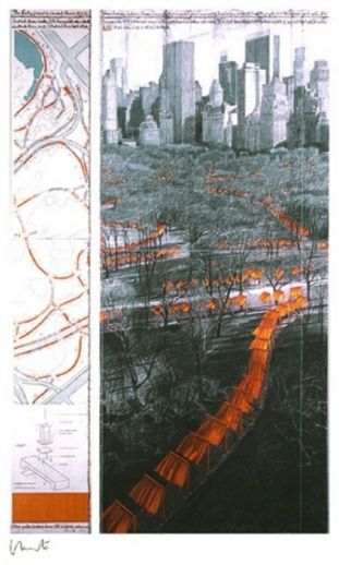 Christo - The Gates XXIX