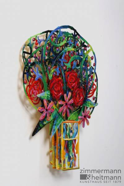 "David Gerstein ""Bouquet – London """