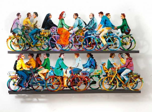 "David Gerstein ""City Riders B"""