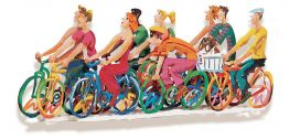 "David Gerstein ""Biking II / A"""
