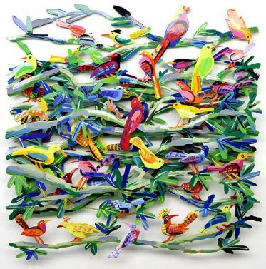 "David Gerstein ""Exotic Birds"""