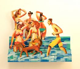"David Gerstein ""Sun of the Beach 3"" aus dem Jahr 2014"