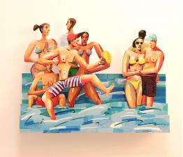 "David Gerstein ""Sun of the Beach 4"" aus dem Jahr 2014"