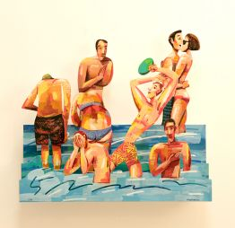 "David Gerstein ""Sun of the Beach 5"" aus dem Jahr 2014"
