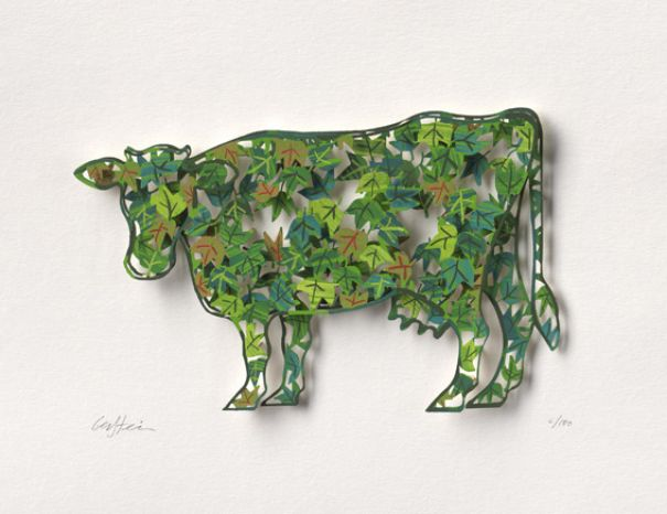 David Gerstein - Green Cow (Papercut)
