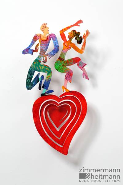"David Gerstein ""Heart – Dancing Heart"""