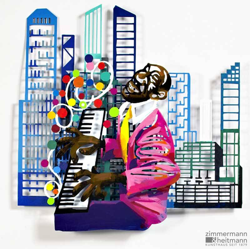 "David Gerstein ""Jazz and the City – Pianist"""