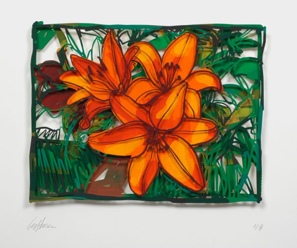 "David Gerstein ""Open Lillies"""