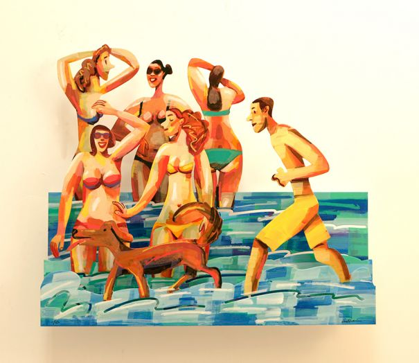 "David Gerstein ""Sun of the Beach 3"""