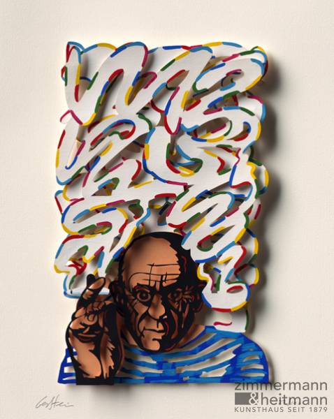 "David Gerstein ""The last great Smoker (Papercut)"""