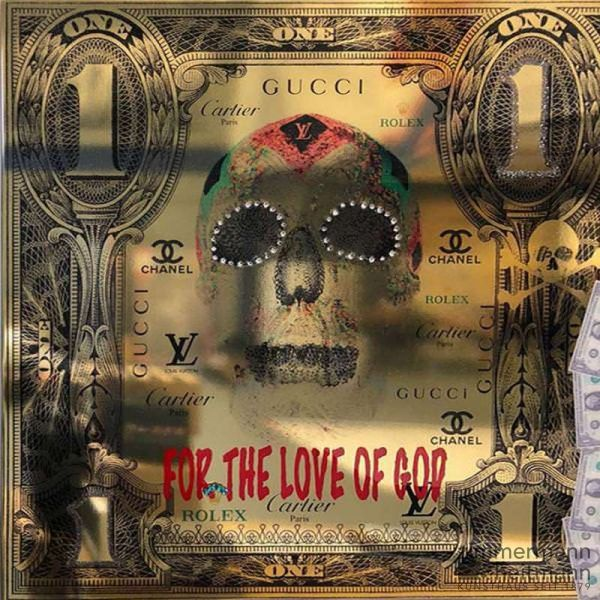 "Diederik van Appel ""For the love of God"""