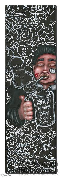 "Ewen Gur ""Have a nice day"""