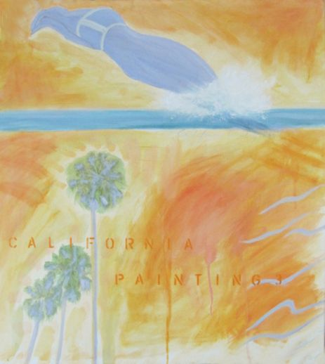 Frank Böhmer - California Painting #3