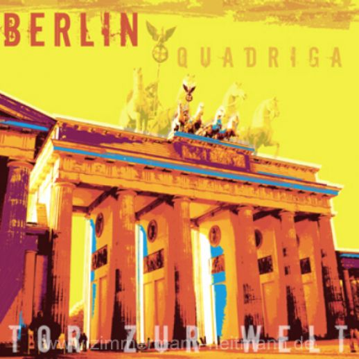 "Fritz Art ""Berlin Brandenburger Tor"""
