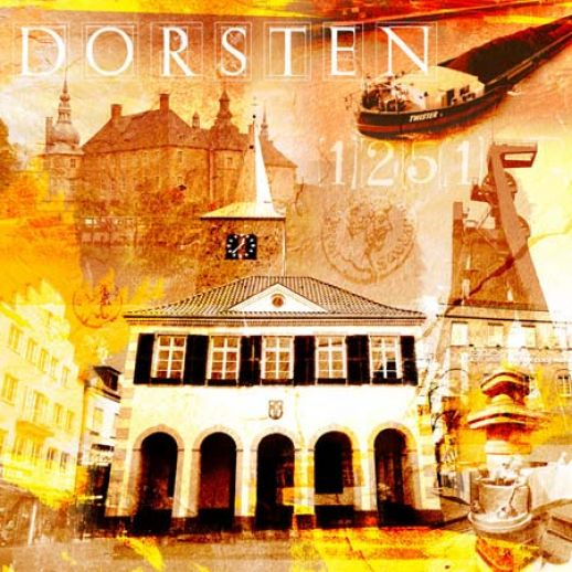 Fritz Art - Dorsten Collage