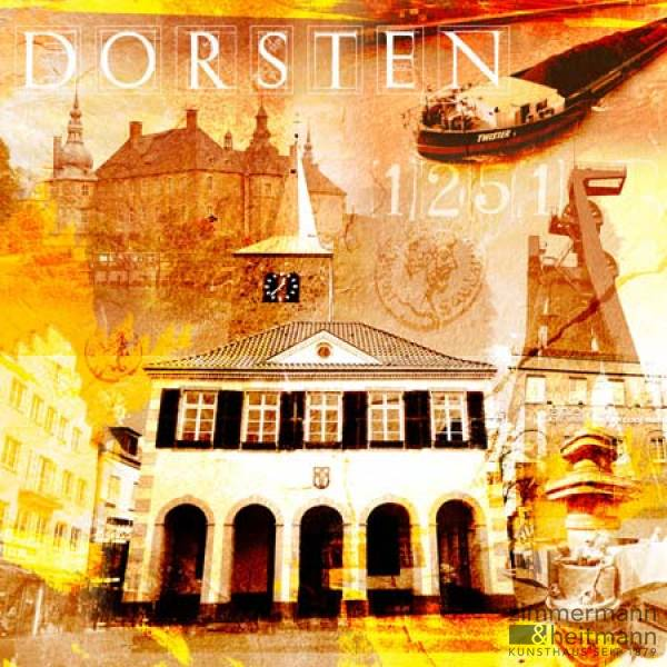 "Fritz Art ""Dorsten Collage"""