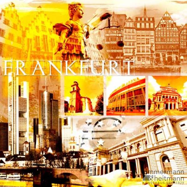 "Fritz Art ""Frankfurt Collage"""