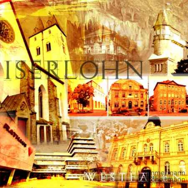 "Fritz Art ""Iserlohn Collage"""