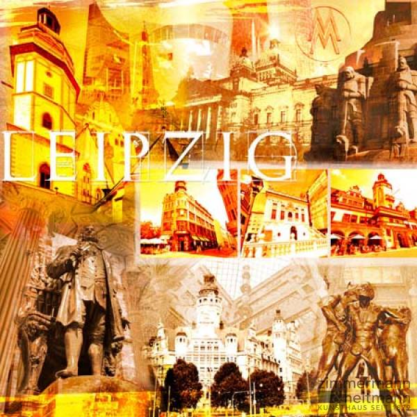 "Fritz Art ""Leipzig Collage"""