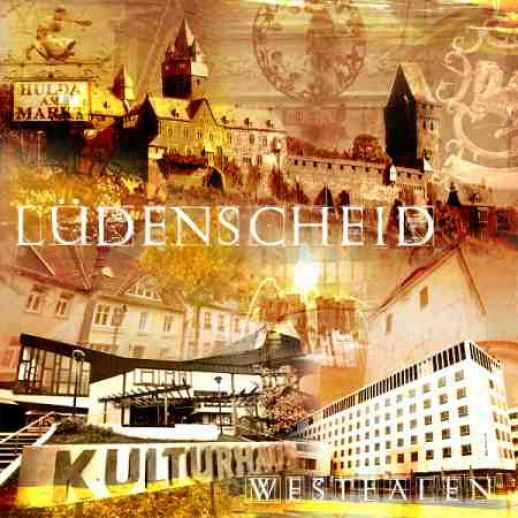 "Fritz Art ""Lüdenscheid Collage"""