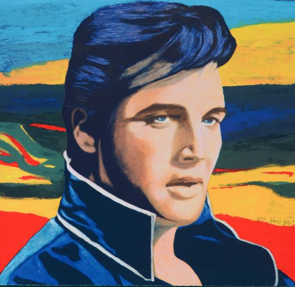 "James Francis Gill ""Elvis"""