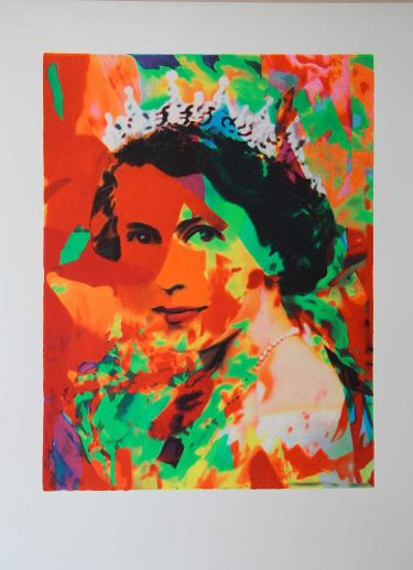 "James Francis Gill ""Her Majesty 1"""