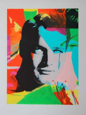 "James Francis Gill ""Paul Newman 3"""