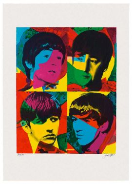 "James Francis Gill ""Young Beatles ... Beautiful Magic"""