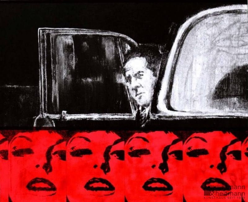 "James Francis Gill ""Man in black Car"""