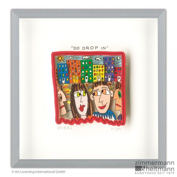 "James Rizzi ""Do drop in"""