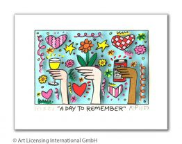 "James Rizzi ""A Day to Remember"""