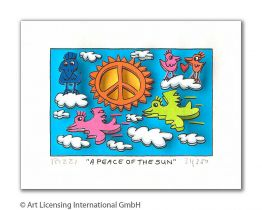 "James Rizzi ""A Peace Of The Sun"""