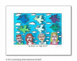 "James Rizzi ""Birds In The Sky"" aus dem Jahr 2015"