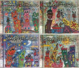 CD-Set von James Rizzi von James Rizzi
