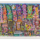 Life Is Fun And Something Dumb - We Laugh And Cry ... von James Rizzi aus dem Jahr 2007