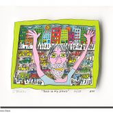 This Is My SOHO von James Rizzi aus dem Jahr 2013