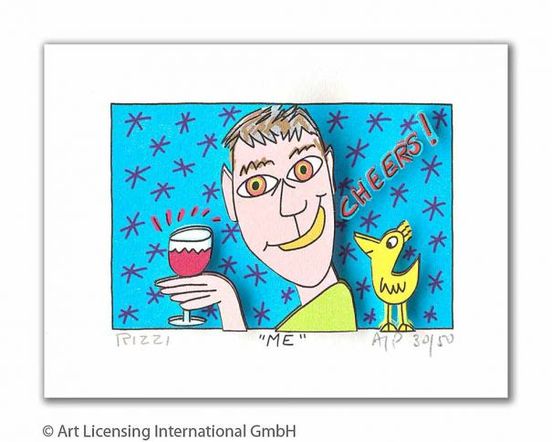 "James Rizzi ""Me"""
