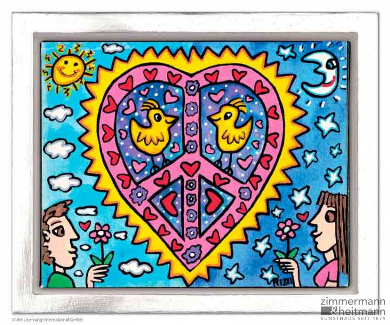 "James Rizzi ""My Love"""