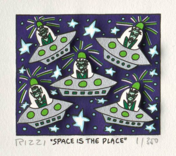 James Rizzi - Space is the Place