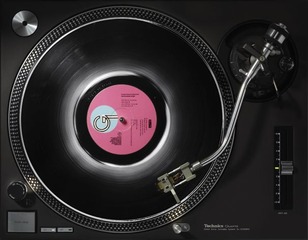 "Kai Schäfer ""Technics SL-1210MK2 / Frankie Goes to Hollywood / Welcome to the Pleasure Dome"""