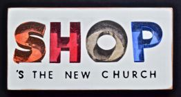 "Kati Elm ""Shop is the new Church"""