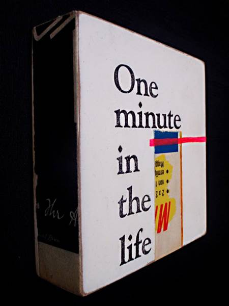 "Kati Elm ""One Minute in the Life  """