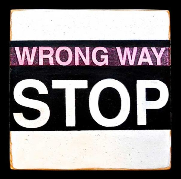 Kati Elm - Wrong way stop