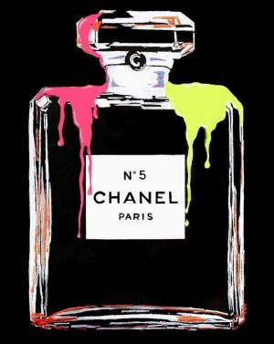 "Louis Nicolas Darbon ""NEON CHANEL NO 5"""
