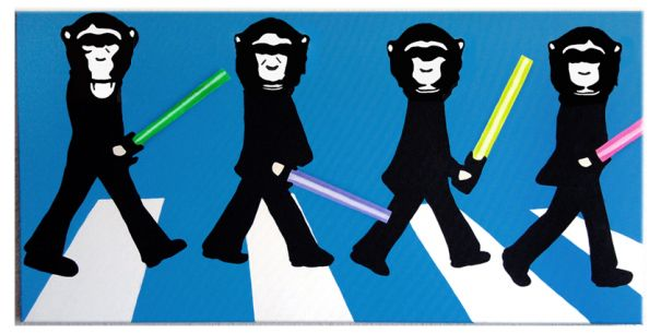 Marisa Rosato - Abbey Road meets Star Wars