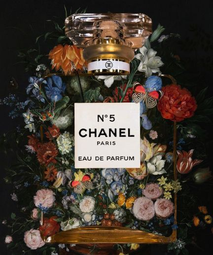 "Mascha de Haas ""Chanel natural beauty night"""